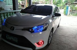 Toyota Vios 2014 Manual Gasoline for sale in San Pablo