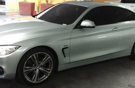 Selling 2nd Hand Bmw 420D 2015 in Manila