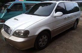2002 Kia Sedona for sale in Bauan