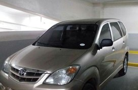 Sell 2nd Hand 2008 Toyota Avanza at 100000 km in San Juan