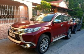 Selling 2nd Hand Mitsubishi Montero 2018 in Angono