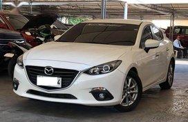 2nd Hand Mazda 3 2015 for sale in Makati