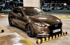 Mazda 3 2018 Sedan Automatic Gasoline for sale in Taguig