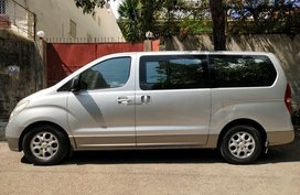 Hyundai Grand Starex 2009 Automatic Diesel for sale in Cebu City