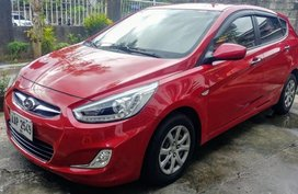Used Hyundai Accent 2014 Hatchback for sale in Manila