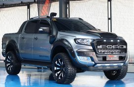 Selling 2nd Hand Ford Ranger 2016 in Quezon City