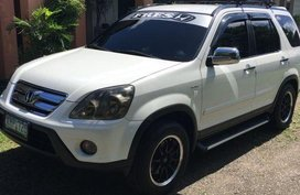 Honda Cr-V 2005 Automatic Gasoline for sale in Lipa