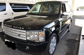 Selling 2nd Hand Land Rover Range Rover 2003 in Quezon City