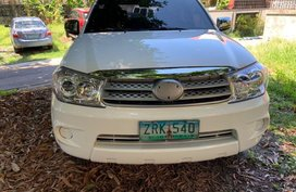 Toyota Fortuner 2008 Automatic Diesel for sale in Las Piñas