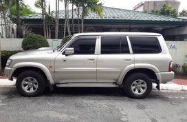 Nissan Patrol 2003 for sale in Parañaque