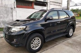 Selling 2nd Hand Toyota Fortuner 2013 in Las Piñas