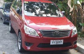 Toyota Innova 2016 Manual Diesel for sale in Quezon City