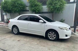 Selling 2nd Hand Toyota Altis 2008 in Quezon City