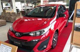 Selling Brand New Toyota Vios 2019 Manual Gasoline in Manila