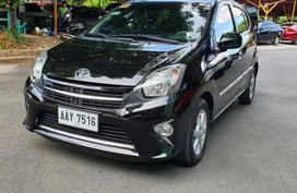 Selling 2nd Hand Toyota Wigo 2014 Automatic Gasoline at 40000 km in Pasig