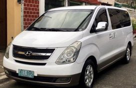 Hyundai Grand Starex 2008 Van at 100000 km for sale in Quezon City