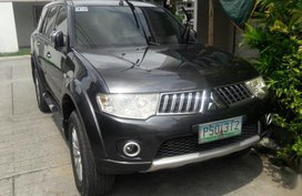 Selling 2nd Hand Mitsubishi Montero 2010 in Quezon City