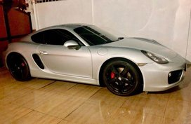 Selling Porsche Cayman 2014 Automatic Gasoline at 10000 km in Pasig