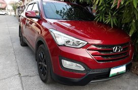 Hyundai Santa Fe 2013 Automatic Diesel for sale in Angeles