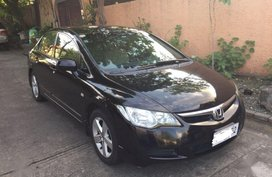 Selling 2nd Hand Honda Civic 2007 in Parañaque