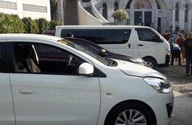 Selling Mitsubishi Mirage G4 2017 Manual Gasoline in Marikina