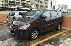 Selling Toyota Innova 2014 at 60000 km in Makati