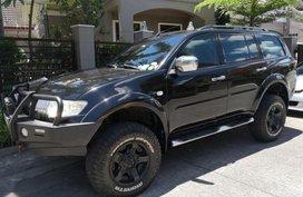 Mitsubishi Montero 2009 Automatic Diesel for sale in Santa Rosa