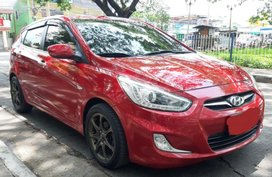 2nd Hand Hyundai Accent 2014 for sale in Cabanatuan