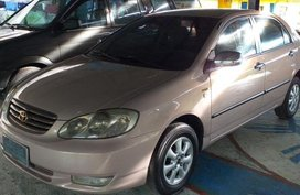 2nd Hand Toyota Altis 2002 for sale in Quezon City
