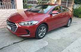 2nd Hand Hyundai Elantra 2017 for sale in Angono