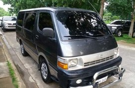 Toyota Hiace 1997 Van Manual Diesel for sale in Lipa