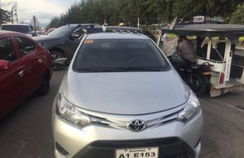 Selling Toyota Vios 2017 Manual Gasoline in Kidapawan