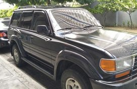 Toyota Land Cruiser 1996 Automatic Gasoline for sale in Quezon City
