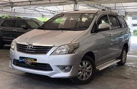 Sell Used 2012 Toyota Innova Automatic Diesel in Makati