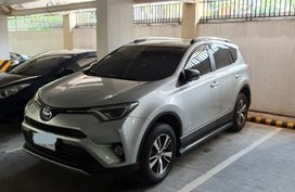 Silver Toyota Rav4 2016 Automatic for sale