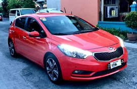 Kia Forte 2017 Hatchback for sale in Pasig