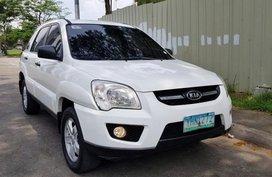 Selling Kia Sportage 2009 Automatic Diesel in Cebu City