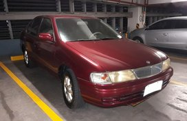 Sell 2nd Hand 1998 Nissan Sentra at 130000 km in Pasig
