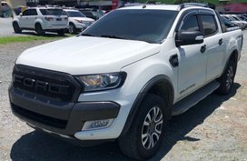 Selling 2nd Hand Ford Ranger 2017 Automatic Diesel at 30000 km in Pasig