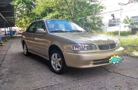 Selling Toyota Corolla 2000 at 110000 km in Las Piñas