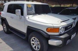 Selling Toyota Fj Cruiser 2016 Automatic Gasoline in Taytay