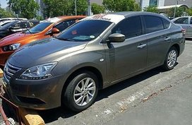 Selling Grey Nissan Sylphy 2017 at 8648 km