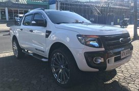 Selling 2nd Hand Ford Ranger 2015 in Parañaque