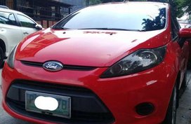 Ford Fiesta 2011 Manual Gasoline for sale in Quezon City