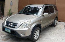 Honda Cr-V 2007 Manual Gasoline for sale in Las Piñas
