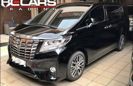 Used Toyota Alphard 2017 for sale in Quezon City