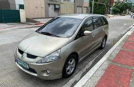 Mitsubishi Grandis 2011 Manual Gasoline for sale in Manila