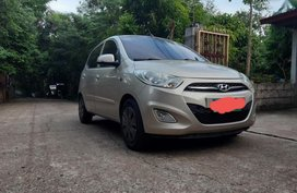 Selling 2nd Hand Hyundai I10 2013 in Pasig