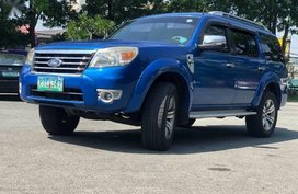 Selling Ford Everest 2010 Automatic Gasoline in Quezon City