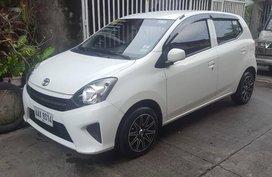 Toyota Wigo 2014 Manual Gasoline for sale in Imus